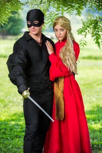 Robin Hood Maid Marian Costume