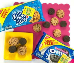 Play Collect To Win with Family Size Nabisco Snacks + Walmart Gift Card Giveaway