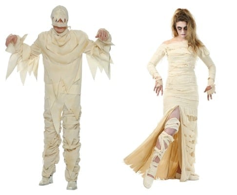 Couples Mummy Costume
