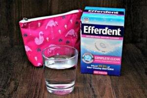 Efferdent Is Not Just For Cleaning Dentures Anymore!