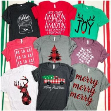 50127ed78bb Fun Holiday Tees –  16.99 + FREE Shipping!