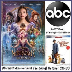 I'm Headed to LA for Disney's The Nutcracker and the Four Realms Premiere!