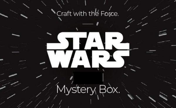 cricut star wars mystery box