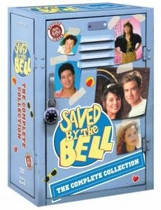 SAVED BY THE BELL: THE COMPLETE COLLECTION Now Available on DVD + Reader Giveaway