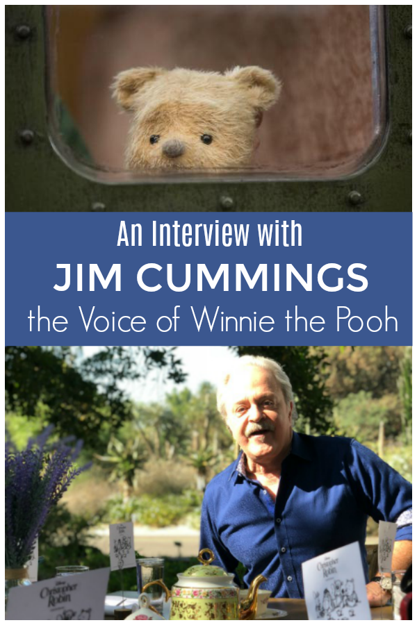 Jim Cummings Interview