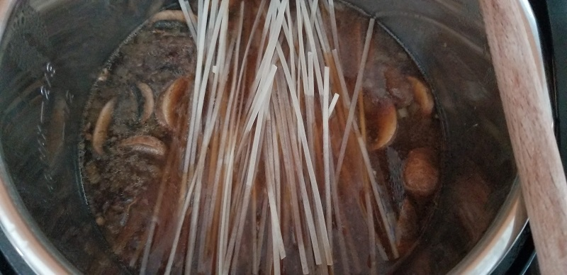 Asian Noodle Soup Step 11