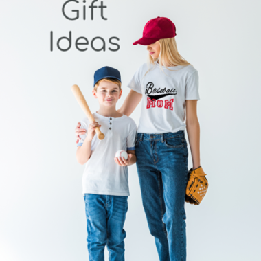 Baseball Mom Gift Ideas