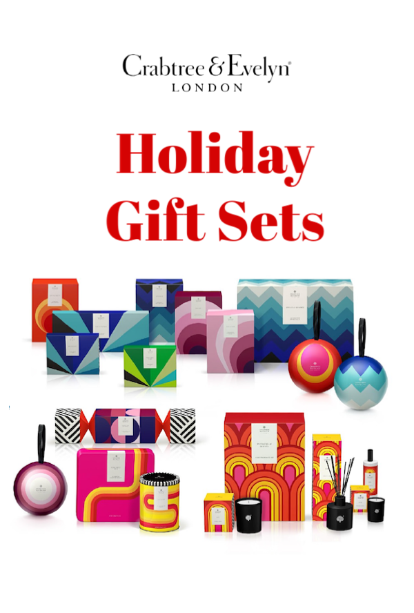 Crabtree Evelyn Holiday Gift Sets