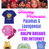 Ralph Breaks the Internet Princess Pajamas and Loungewear – Find Them Here!