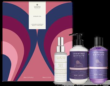 Dream On Lavender & Espresso Beauty Sleep Box