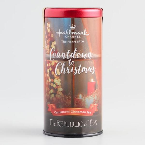 Hallmark Countdown to Christmas Republic of Tea