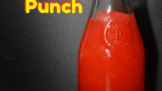 Incredibles Party Punch
