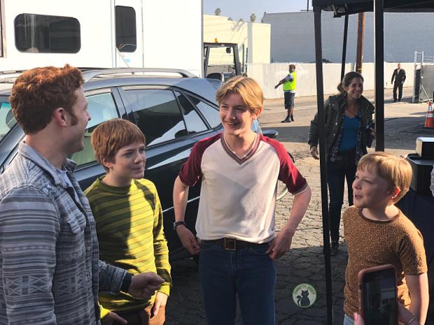 Kids Are Alright Cast Members School
