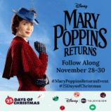 Mary Poppins Returns Red Carpet Premiere – Here I Come!