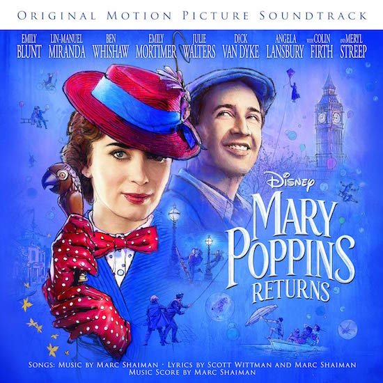 Mary Poppins Returns Soundtrack