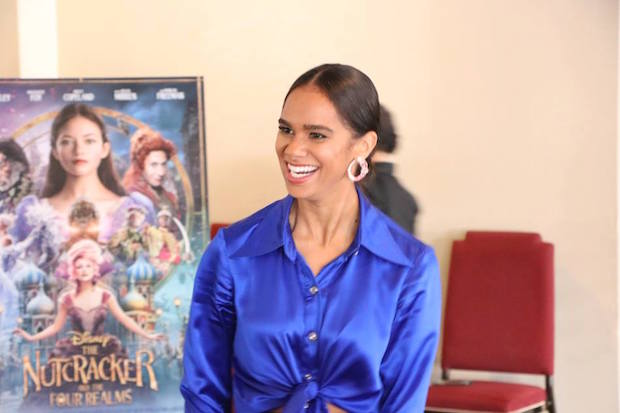 Misty Copeland Nutcracker Four Realms Interview