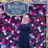 Color and Whimsy at Disney's The Nutcracker and the Four Realms Red Carpet Premiere