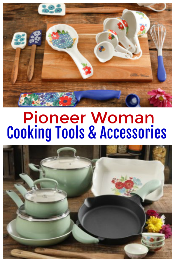 Pioneer Woman Cooking Tools and Accessories