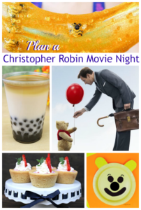 Plan a Christopher Robin Movie Night: Recipes, Crafts and More! + Reader Giveaway