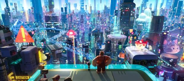 Ralph Breaks Internet City