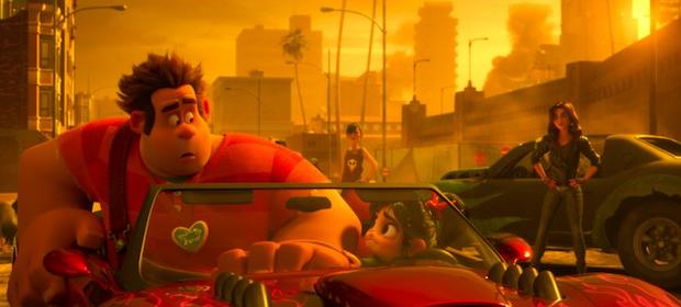 Ralph Breaks The Internet Shank