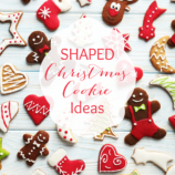 5 Fun Shaped Christmas Cookies Ideas