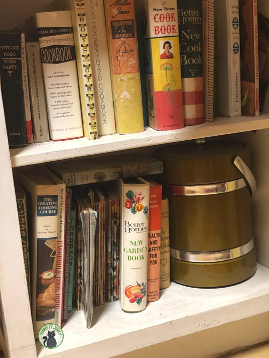 The Kids are Alright Kitchen Shelf