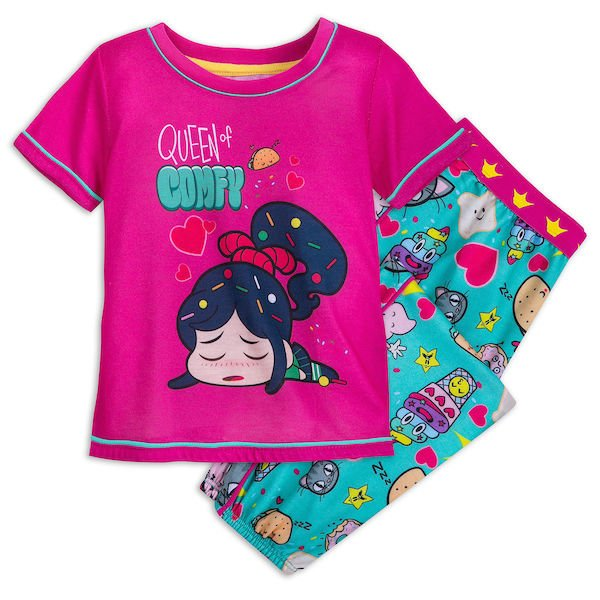 064476f31c Ralph Breaks the Internet Princess Pajamas and Loungewear - Find ...