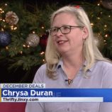 What Should You Buy in December? My Local CBS Morning Segment