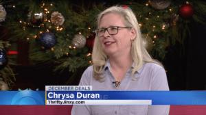 Chrysa Duran December Deals WCCO