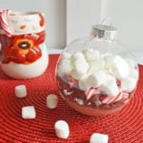 DIY Hot Chocolate Ornaments