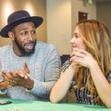tWitch Boss and Allison Holker Talk Disney's Fairy Tale Weddings and Pop-Up Santa