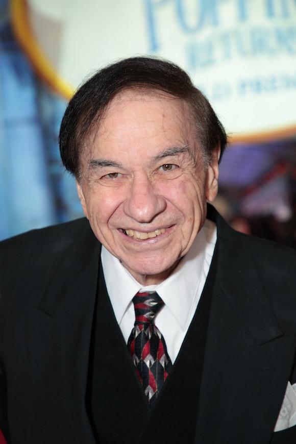 Richard Sherman World Premiere of Disney's Mary Poppins Returns