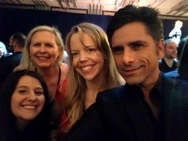 John Stamos Mary Poppins Returns Premiere
