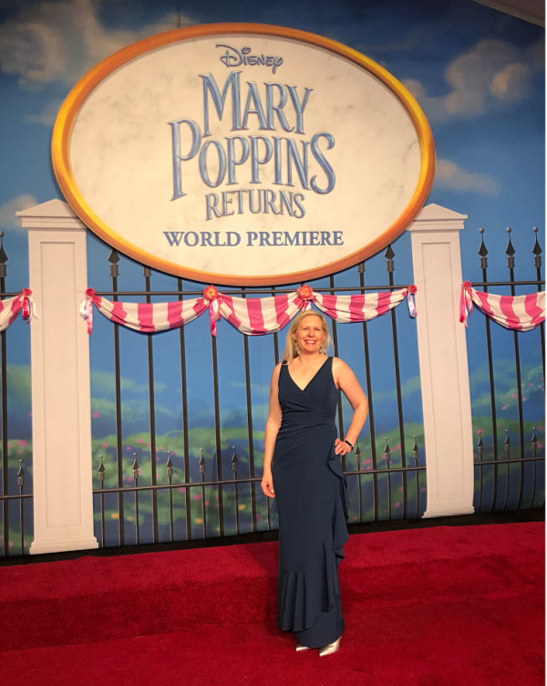 Mary Poppins Returns Premiere