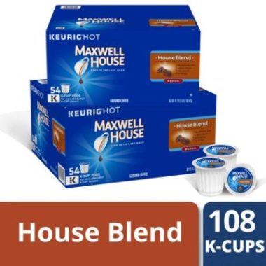 7e68811b237 Maxwell House Coffee K-Cups Only  14 Per 54-ct. Box!