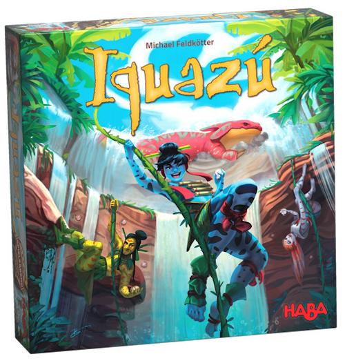 Iguazu Game