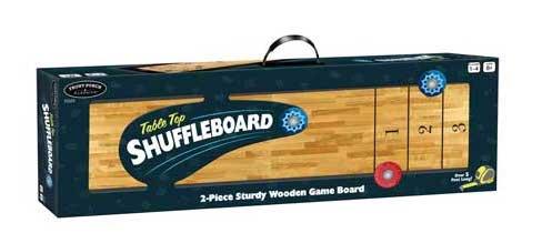 Table Top Shuffleboard