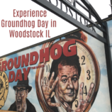 Experience Groundhog Day in Woodstock, IL