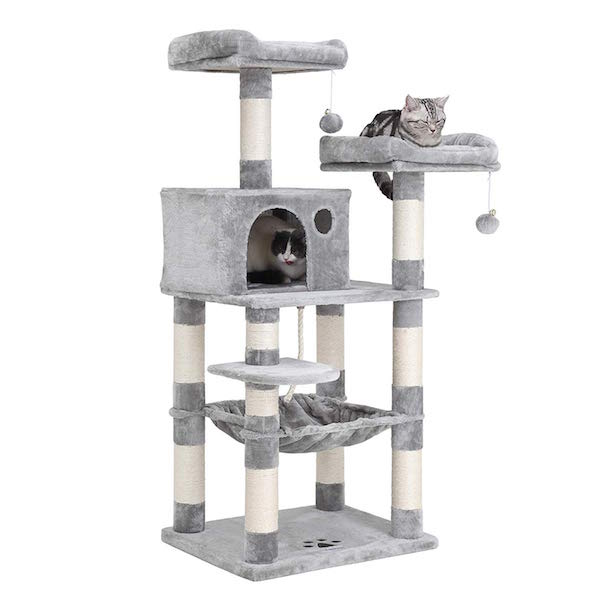 SONGMICS Multi-Level Cat Tree