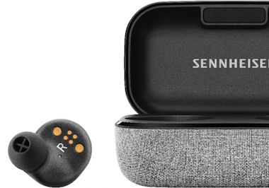 f61ced8c009 Sennheiser MOMENTUM True Wireless Earbud Headphones – A New Standard