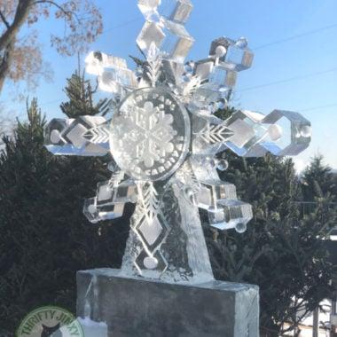 St Paul Winter Carnival Ice Sculpture