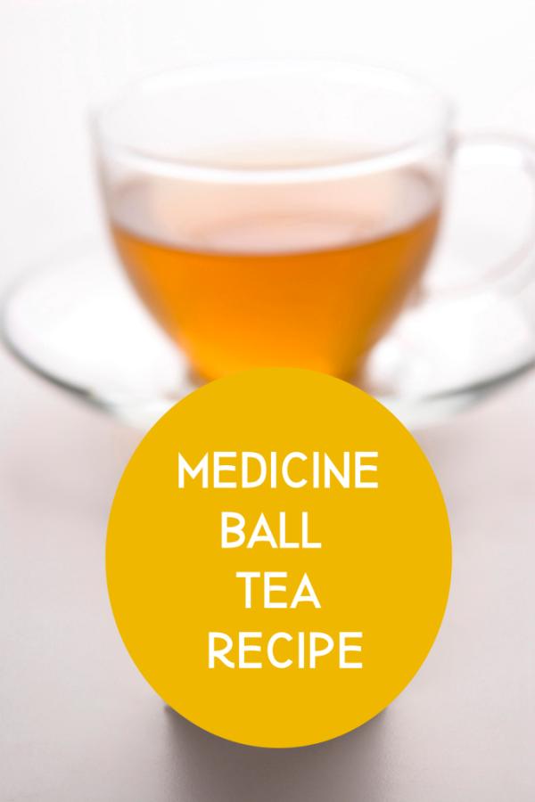 Starbucks Medicine Ball Tea Recipe