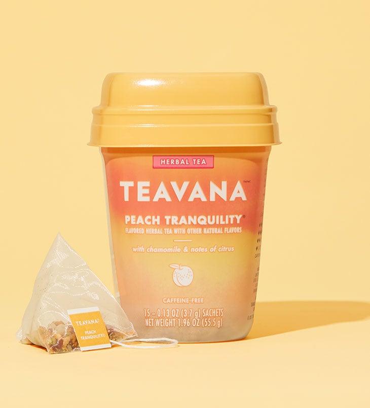 Teavana Peach Tranquility Tea
