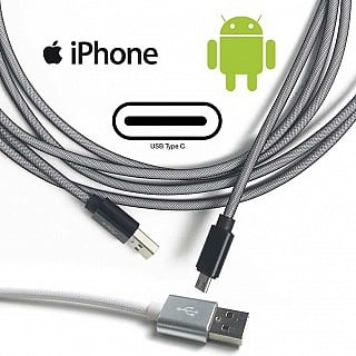 Best Extra Long Phone Charging Cable