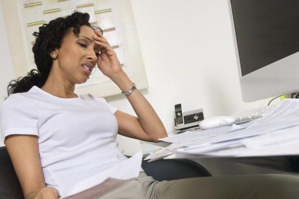 Tax Season Stress