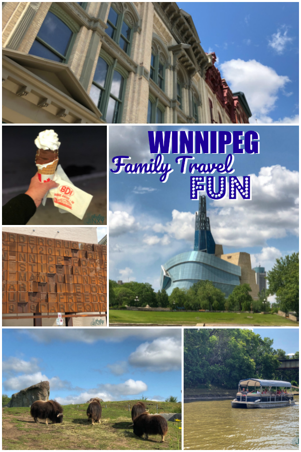 Winnipeg Family Travel Fun for All Ages