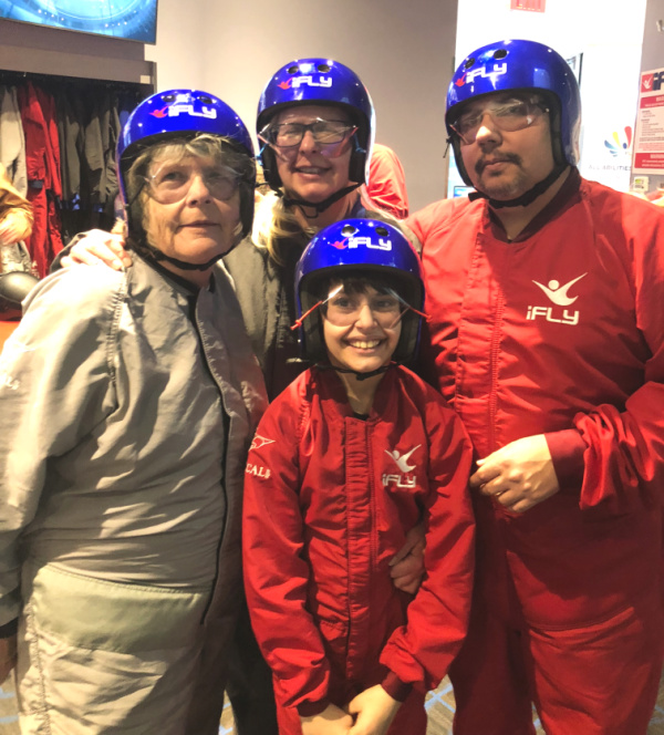 ifly flightsuits family