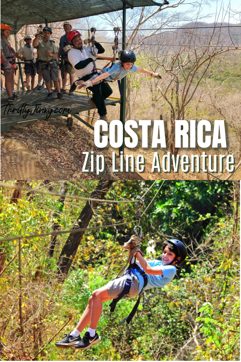 Congo Trail Zip Line Costa Rica