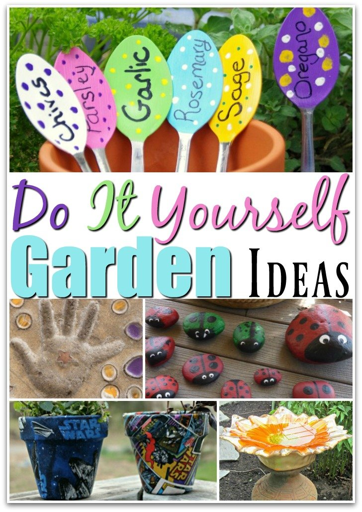DIY Gardening Ideas